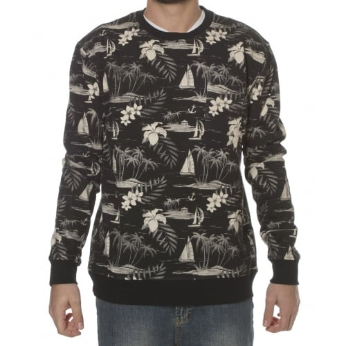 DC Shoes Sweatshirt: Ferndale KVJ BK