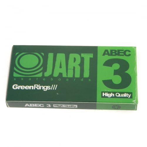 Jart Bearings: Green Abec 3