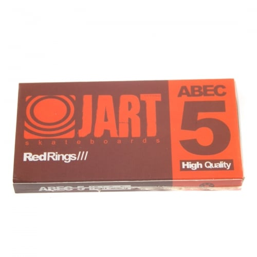 Jart Bearings: Red Abec 5