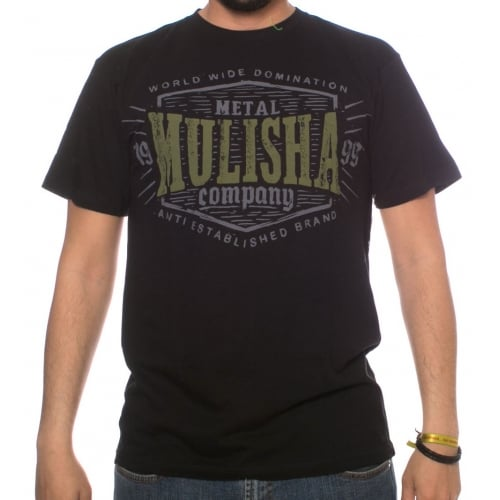 Metal Mulisha T-Shirt: Carve Premium BK