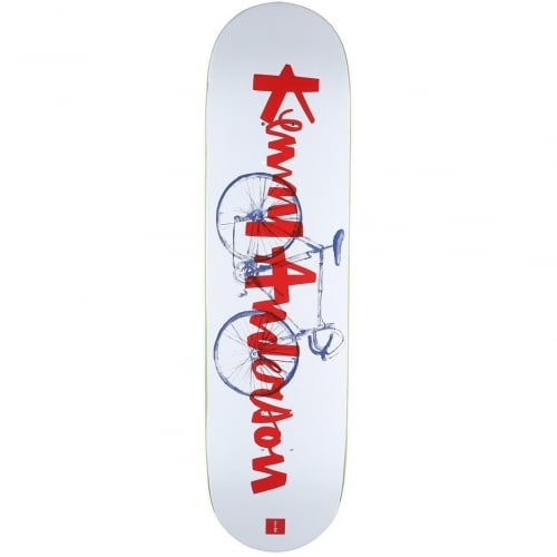 Chocolate Deck: Anderson Trannsportation 8.125