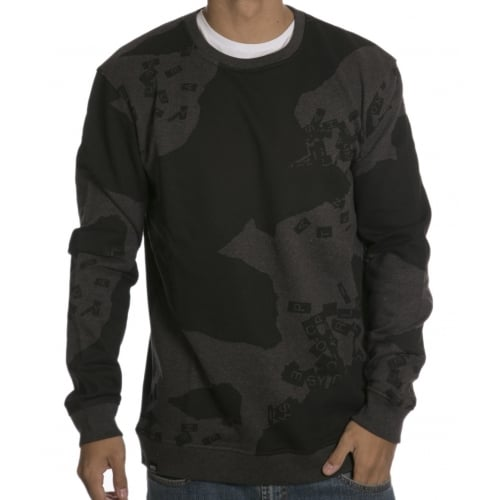 Wesc Sweatshirt: We Barristan Men Crew GR