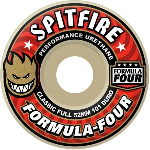 Spitfire Wheels: F4 101D Classic (50 mm)