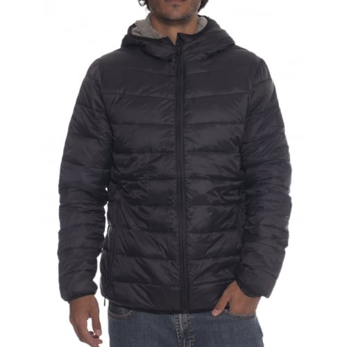 Globe Jacket: North point Puffer BK