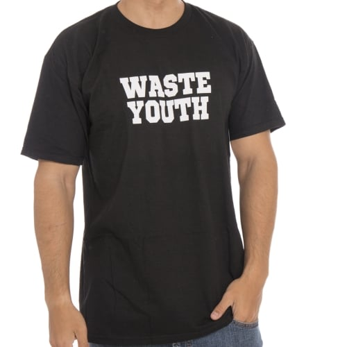 Obey T-Shirt: Waste Youth BK