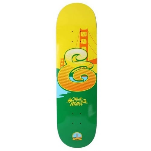 Expedition Deck: Miller Coastal 8.38