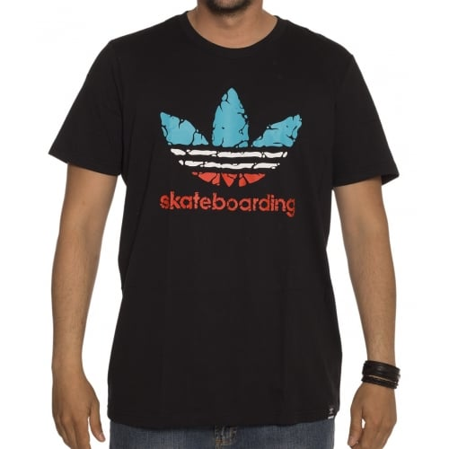 adidas originals T-Shirt: Clima 3.0 Court Side BK