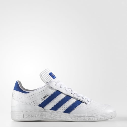 adidas originals Shoes: Busenitz Pro WH/BL