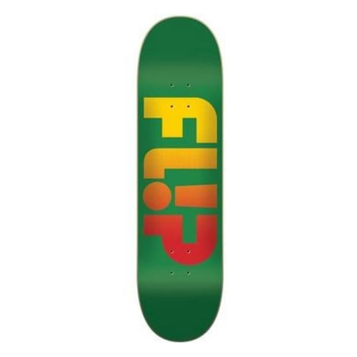 Flip Deck: Odyssey Faded Green 7.81