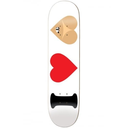 Enjoi Deck: Heart Hearts R7 8.375