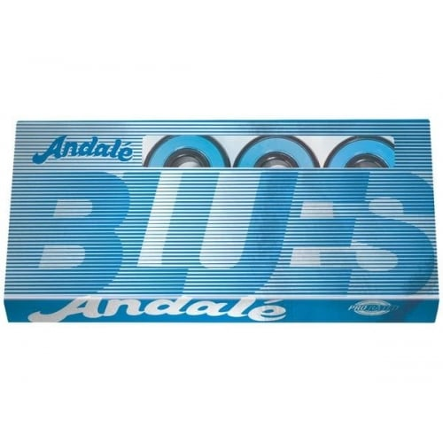 Andale Bearings:  Blues