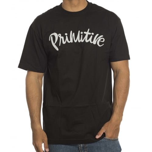 Primitive T-Shirt: Camiseta Dusty BK