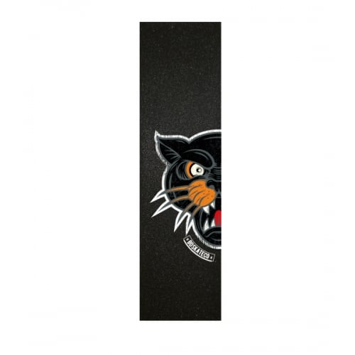 BDskateCO Griptape: No Bubbles Panther Big