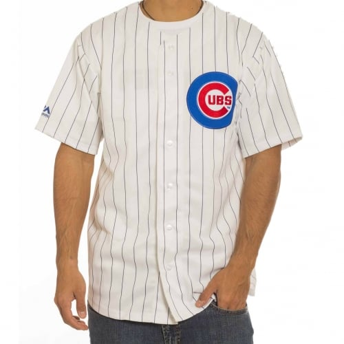 Majestic Shirt: MLB Replica Jersey Cubs WH