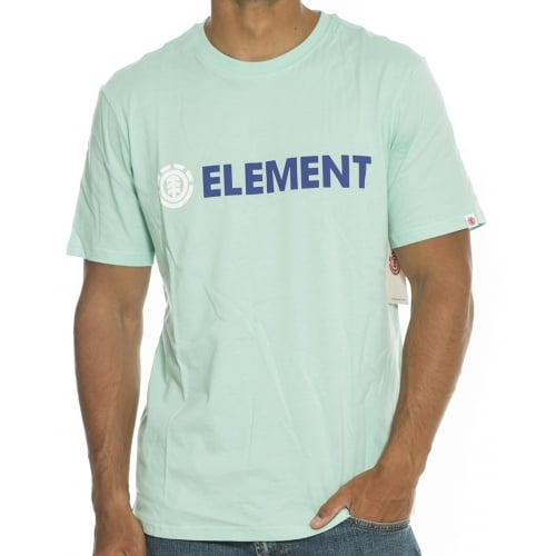 Element T-Shirt: Blazin SS Mint GN