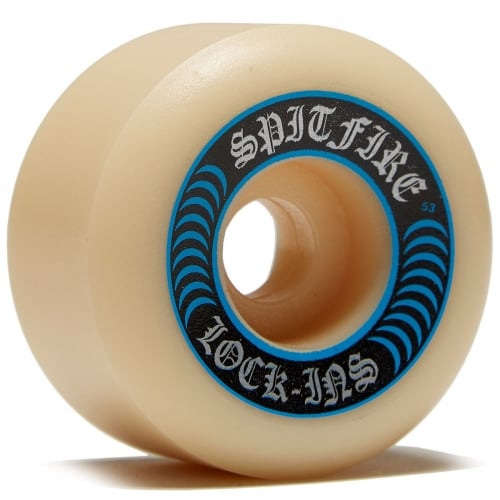 Spitfire Wheels: F4 99D Lock Ins (53 mm)