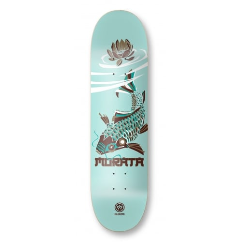 Imagine Skateboards Deck: Morata Wisdom 8.5