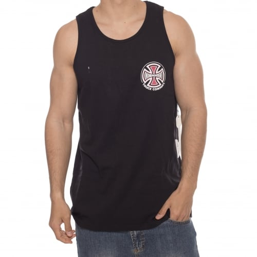 Independent Tank: Vest Truck Co Chest BK
