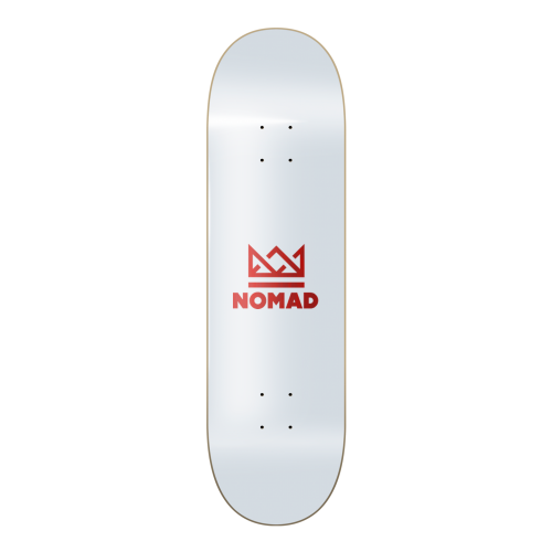 Nomad Deck: Crown - Red 8.50