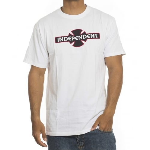 Independent T-Shirt: Tee OGBC WH