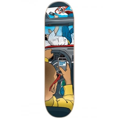 Almost Deck: Youness Text Death R7 8.375