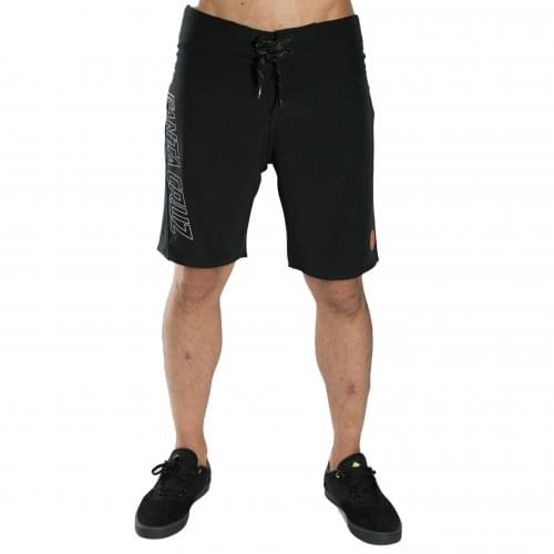 Santa Cruz Boardshort: Boardshort Black Dot BK