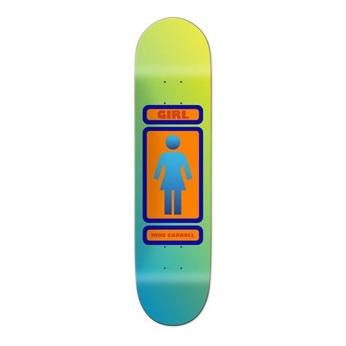 Girl Deck: Carroll 93 Til 8.3