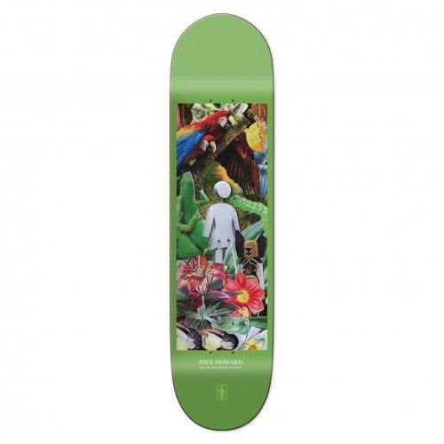 Girl Deck: Rick Howard Jungle 8.5