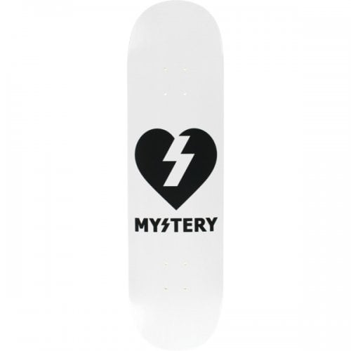 Mystery Deck: Heart White 8.0