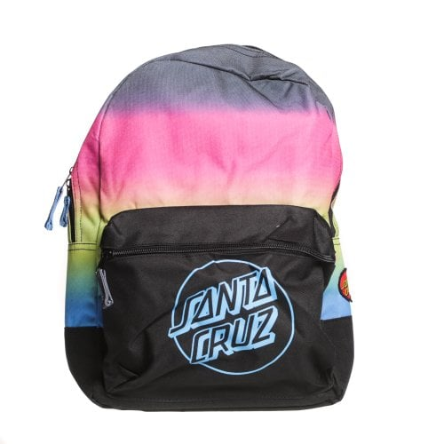 Santa Cruz Backpack: Fader Fade MC