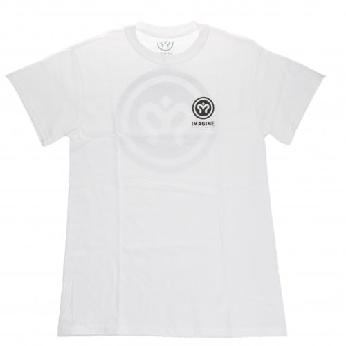 Imagine Skateboards T-Shirt: Icon Tee WH