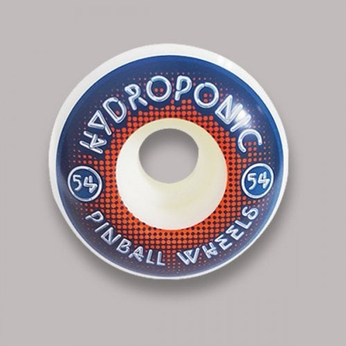 Hydroponic Wheels: Pinball Blue (54 mm)