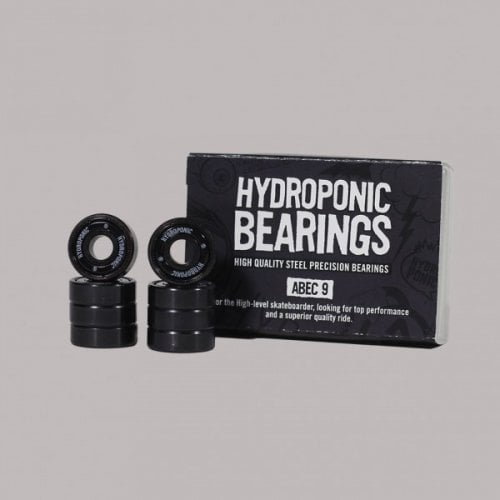 Hydroponic Bearings: HY Bearing Abec 9 Black