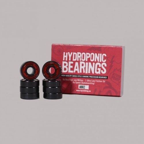Hydroponic Bearings: HY Bearing Abec 5 Red