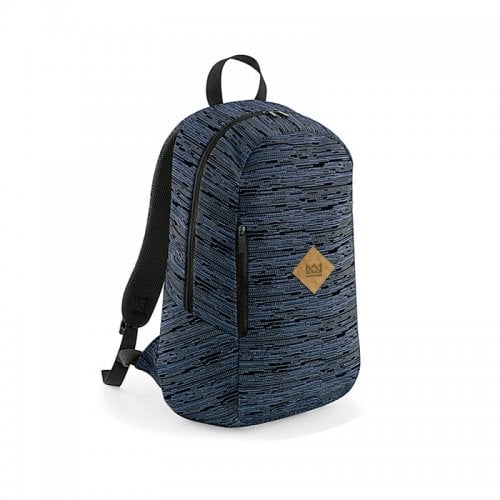 Nomad Backpack: Duo Color Navy NV