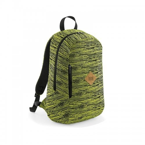 Nomad Backpack: Duo Color Yellow YL