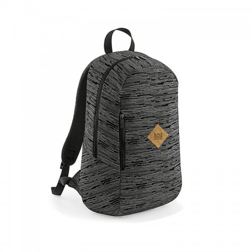 Nomad Backpack: Duo Color Grey GR