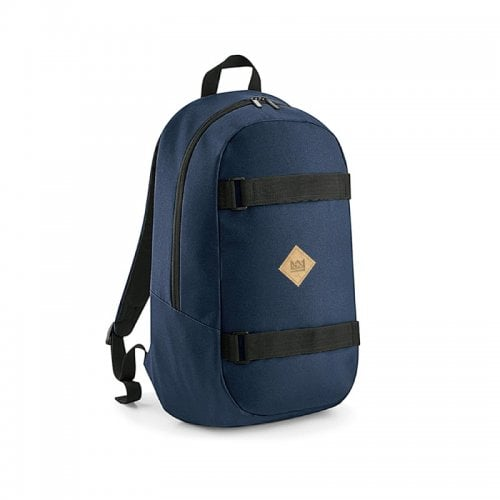 Nomad Backpack: Carve Board Navy NV