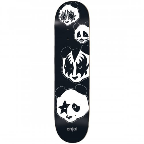Enjoi Deck: Kiss Logo R7 8.375