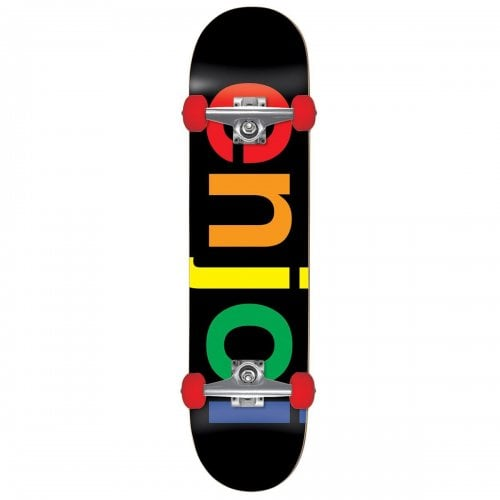 Enjoi Complete Skate: Spectrum Resin Sft Whl 7.625