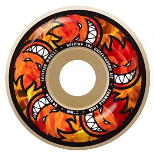 Spitfire Wheels: F4 99D Hellfire Multiballs (54 mm)