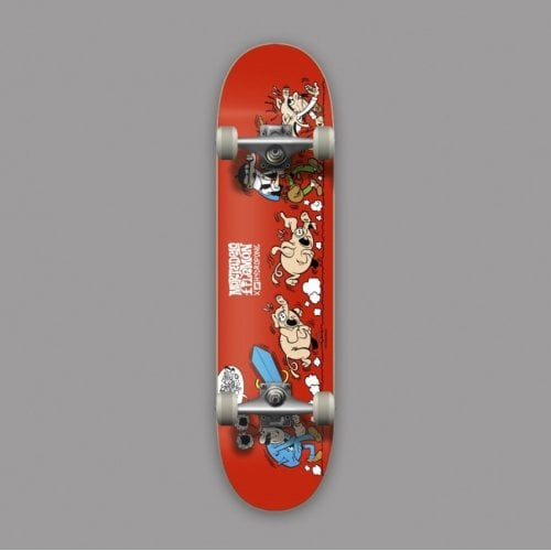 Hydroponic Complete Skateboard: Mortadelo y Filemón X HY Pig 7.25