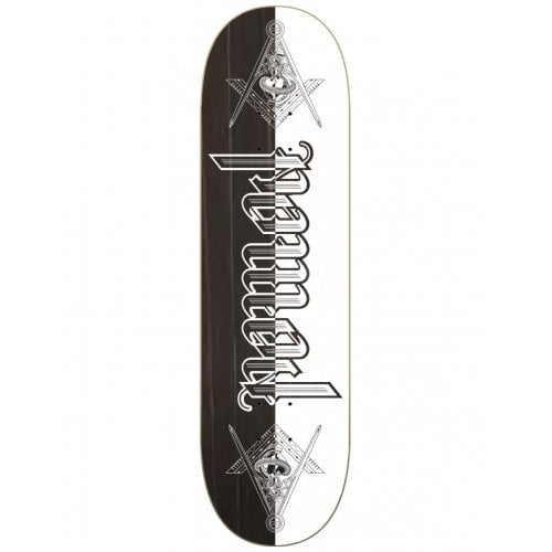 Nomad Deck: Ambigram Take Over Black NMD1 8.625