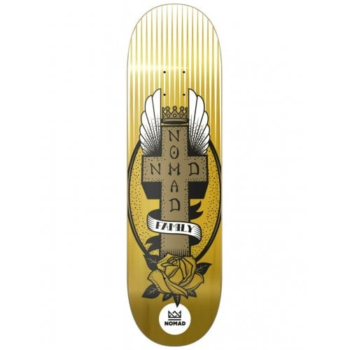 Nomad Deck: Lords Yellow Deck NMD3 8.5