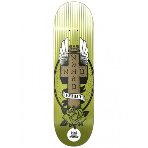 Nomad Deck: Lords Lime Deck NMD3 8.38