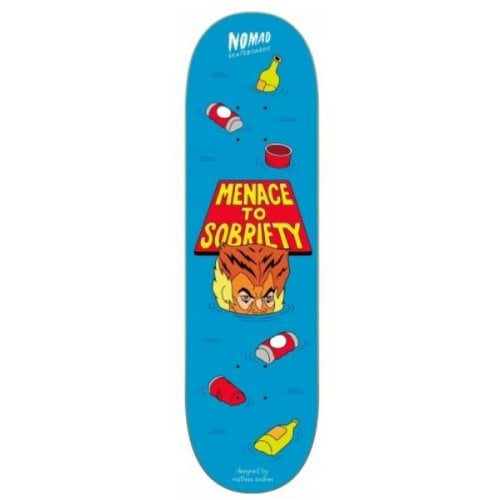 Nomad Deck: Role Models II - Menace To Sobriety NMD1 8.0