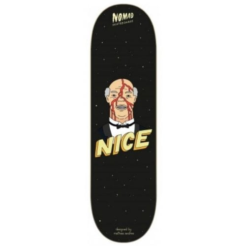 Nomad Deck: Role Models II - Nice NMD1 8.09