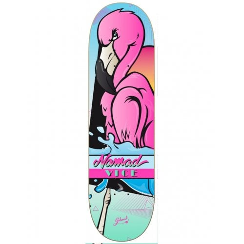 Nomad Deck: Vice Series Flamingo NMD3 8.625