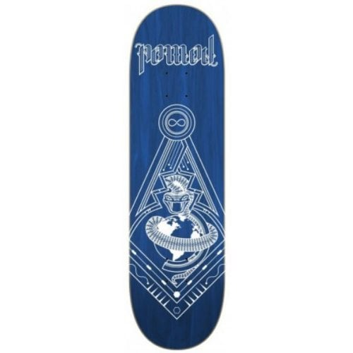 Nomad Deck: Take Over - Blue NMD3 8.0