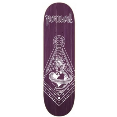 Nomad Deck: Take Over - Purple NMD3 8.13